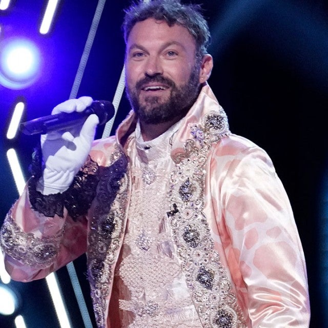 Brian Austin Green on 'The Masked Singer'
