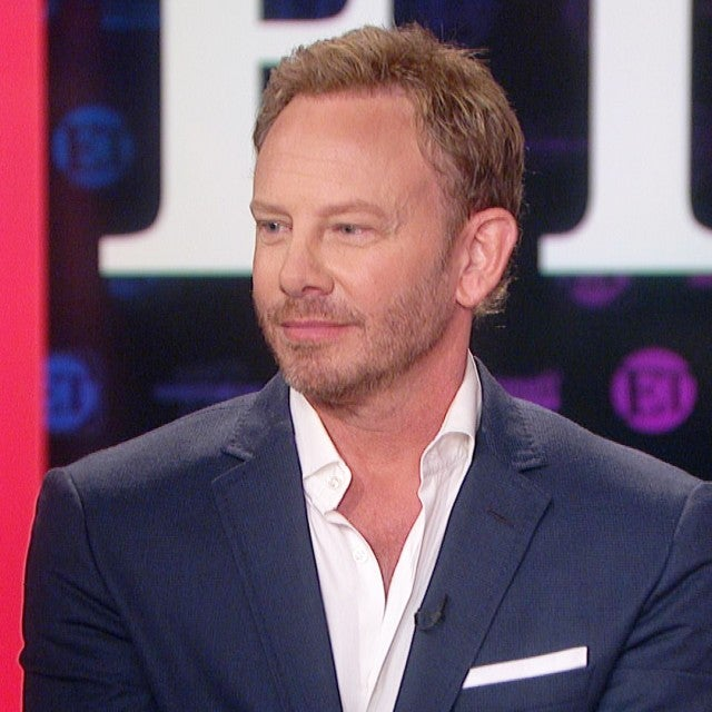 '90210' Star Ian Ziering Reacts to Jessica Alba Saying She Couldn't Make Eye Contact On Set (Exclusive)