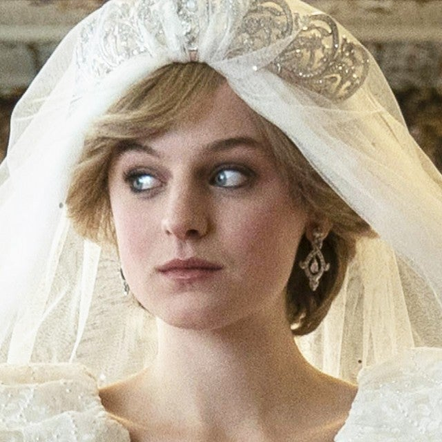 'The Crown' Actress Emma Corrin on How She Transformed Into Princess Diana