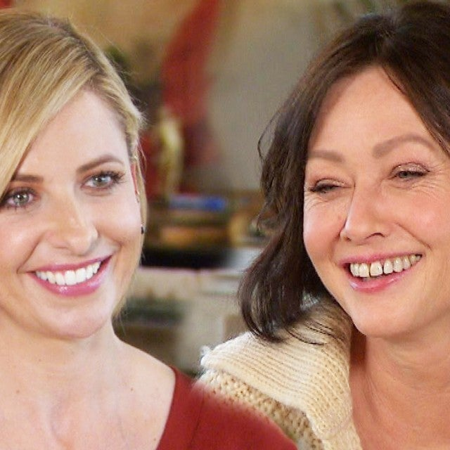Shannen Doherty and Sarah Michelle Gellar on Their Longtime Friendship (Exclusive)