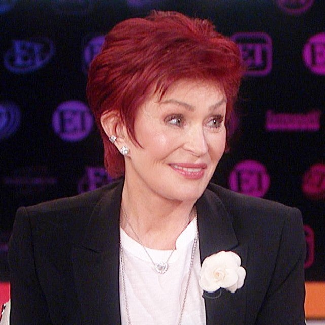 Sharon Osbourne Shares How Ozzy Feels About Her Major Crush on Keanu Reeves