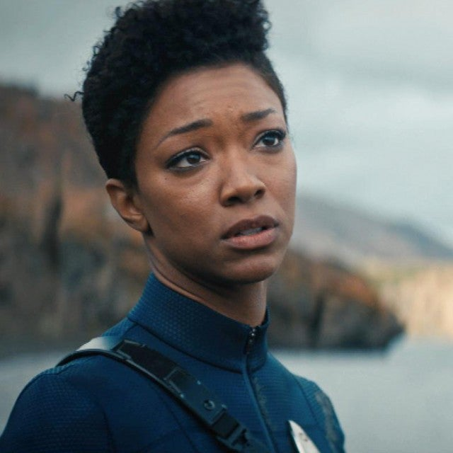 'Star Trek: Discovery' Season 3 Premiere Clip: Burnham Meets Book in a Strange New Land (Exclusive)