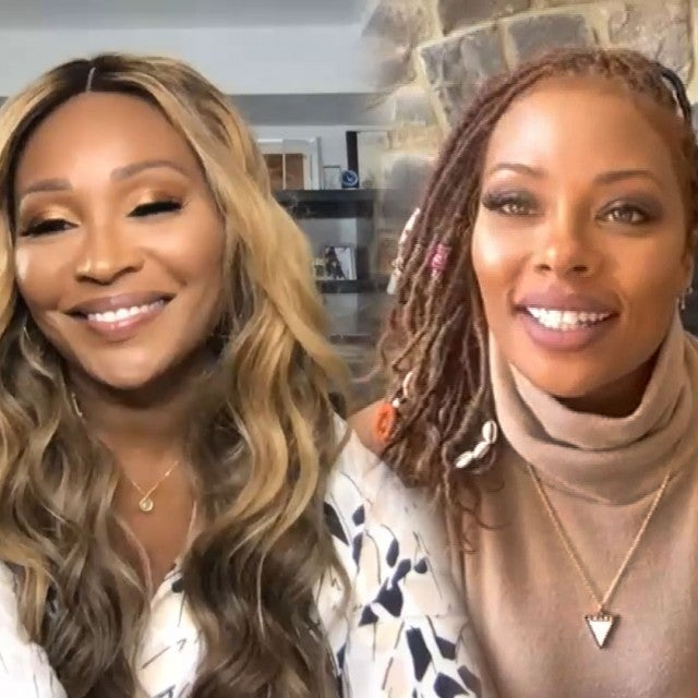 Cynthia Bailey and Eva Marcille Talk NeNe Leakes' 'RHOA' Exit and Other Cast Changes (Exclusive)