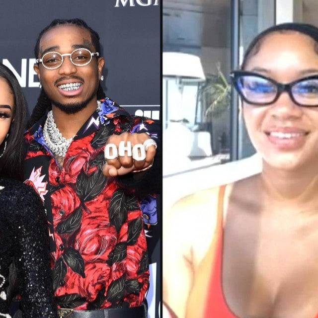 Saweetie on How She and Quavo Became Relationship Goals (Exclusive)