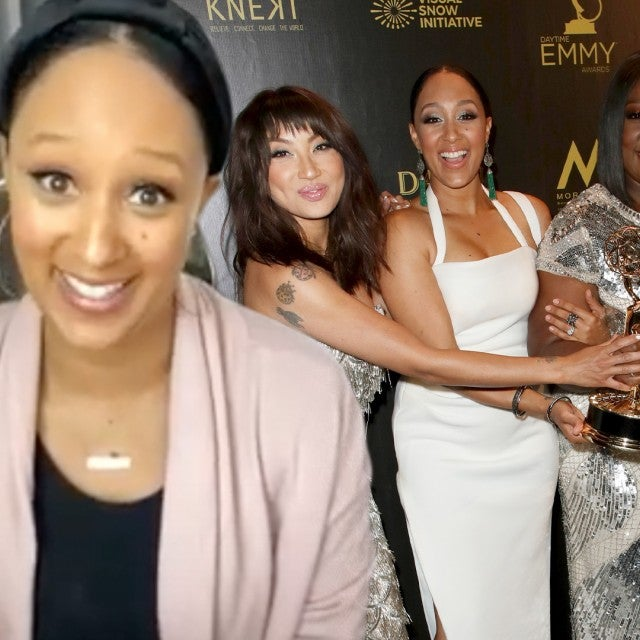 Tamera Mowry-Housley on Life After Leaving 'The Real' (Exclusive)