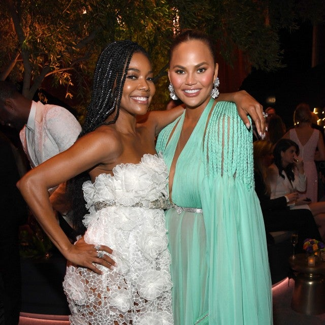 Gabrielle Union Chrissy Teigen