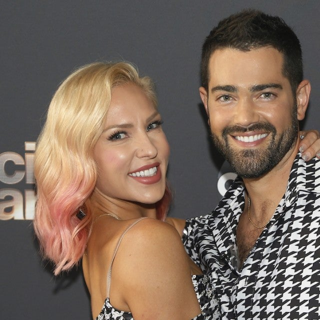 Jesse Metcalfe and Sharna Burgess DWTS Elimination