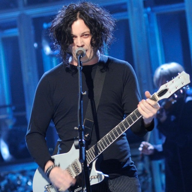 Jack White on 'SNL'