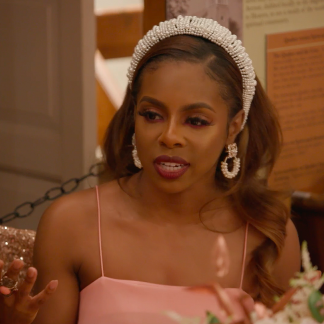 Candiace Dillard defends her decision to press charges against her 'Real Housewives of Potomac' co-star Monique Samuels