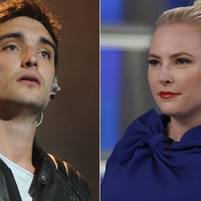 Tom Parker and Meghan McCain