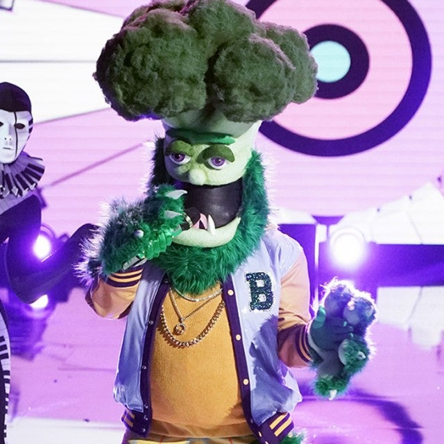 The Broccoli on 'The Masked Singer'