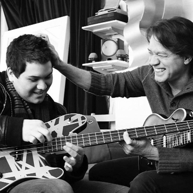 Wolfgang Van Halen Recounts the Last Few Days He Spent With Dad Eddie (Exclusive)