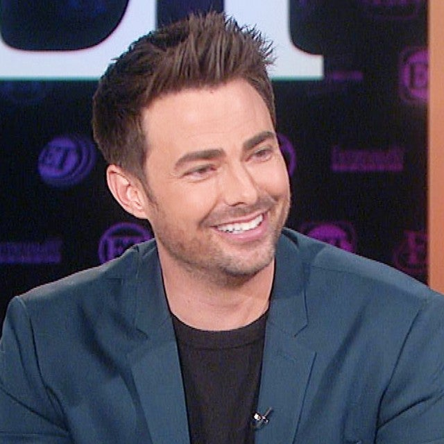 Jonathan Bennett on Being 'Part of Progress' While Portraying First Gay Couple in Hallmark Movie