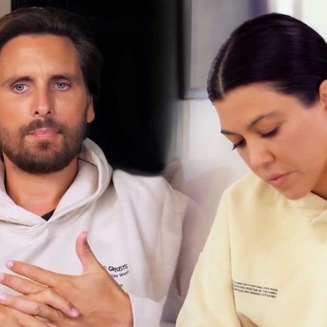Why Scott Disick Is Spending Most of His Time With Kourtney Kardashian (Source)