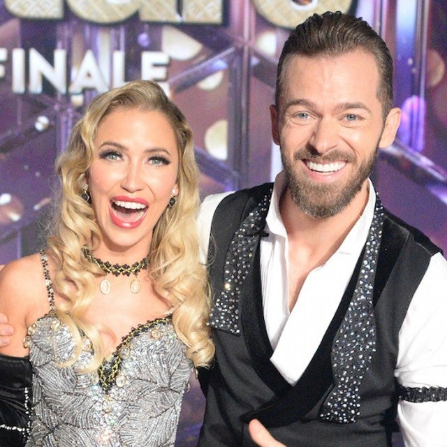 DWTS Season 29 Mirrorball Champions - Kaitlyn Bristowe and Artem Chigvintsev