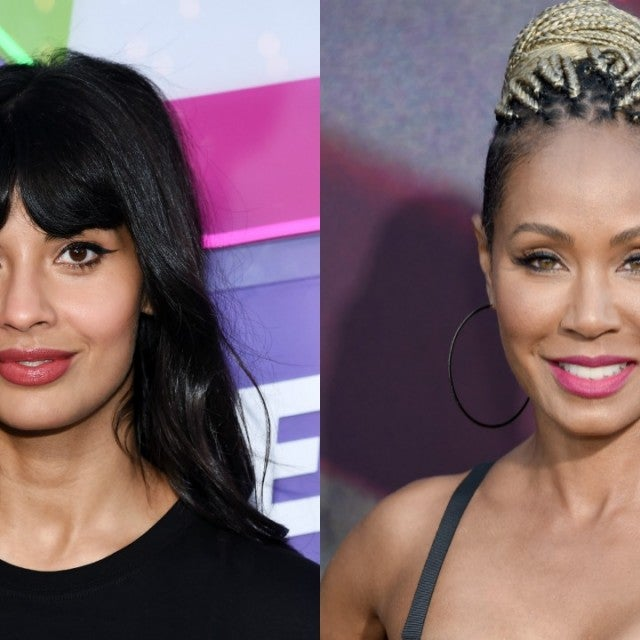 Jameela Jamil Jada Pinkett Smith