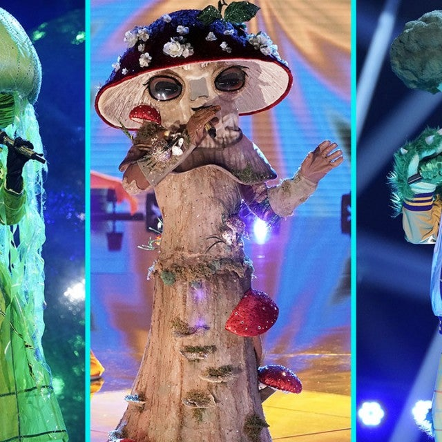 Jellyfish, Mushroom and Broccoli on 'The Masked Singer'
