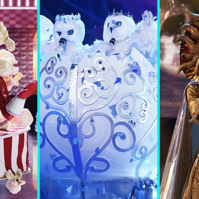 Popcorn, Snow Owls and Sun on 'The Masked Singer'