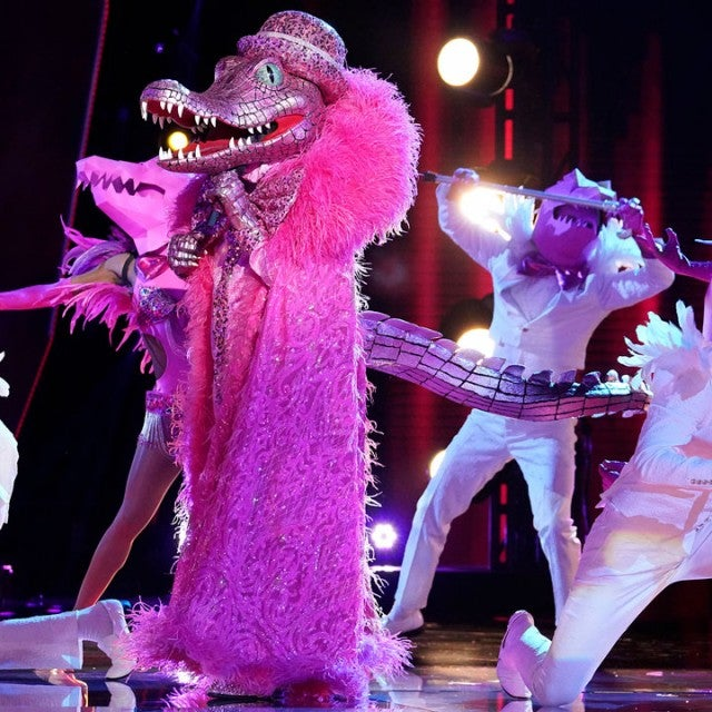 The Crocodile on 'The Masked Singer'