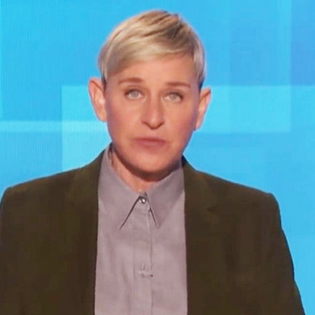 Ellen DeGeneres Tests Positive for COVID-19, Is 'Focused on Getting Better' (Exclusive)
