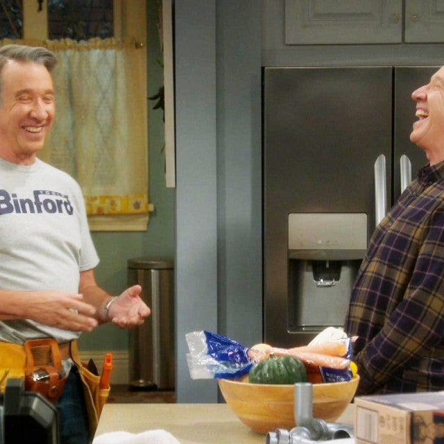 Tim Allen on Reviving His 'Home Improvement' Character for 'Last Man Standing' Crossover (Exclusive)