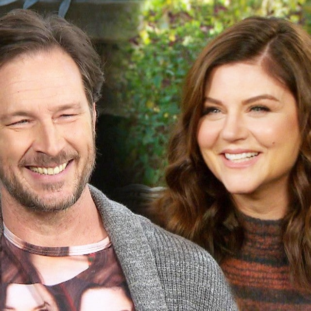 Tiffani Thiessen and Husband Brady Smith React to Epic Food Fails (Exclusive)