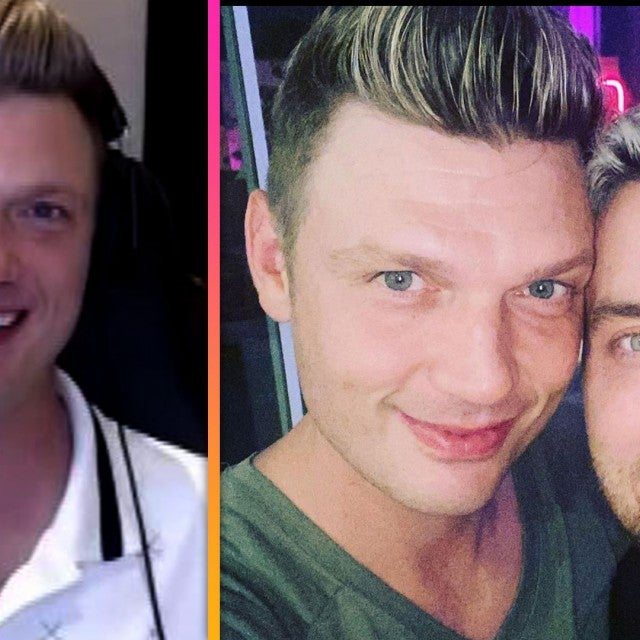 Nick Carter Talks Britney Spears, Secret Project With *NSYNC's Lance Bass and 'The Masked Singer'