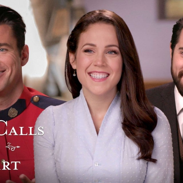 'When Calls the Heart' Season 8: Elizabeth Chooses Nathan or Lucas and There's a Kiss! (Exclusive)