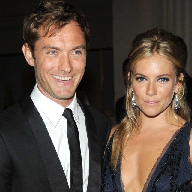 Jude Law and Sienna Miller attend(s) THE METROPOLITAN MUSEUM OF ART'S Spring 2010 COSTUME INSTITUTE Benefit Gala at THE METROPOLITAN MUSEUM OF ART on May 3rd, 2010 in New York City.