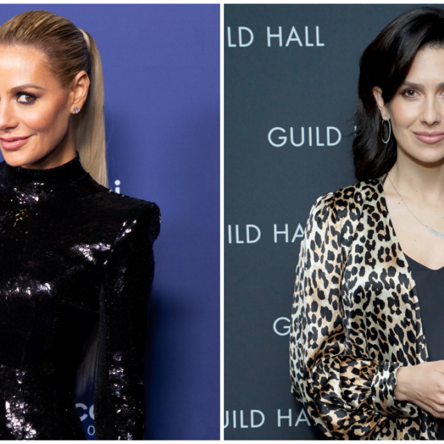 Dorit Kemsley and Hilaria Baldwin Split