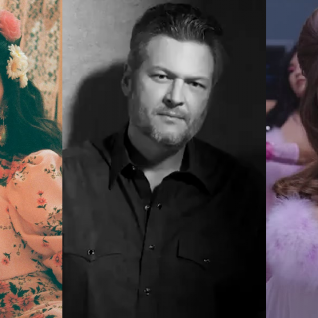 new music friday selena gomez blake shelton ariana grande