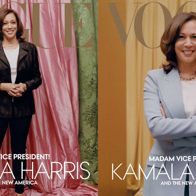 Inside Kamala Harris' Vogue Cover Controversy (Source)