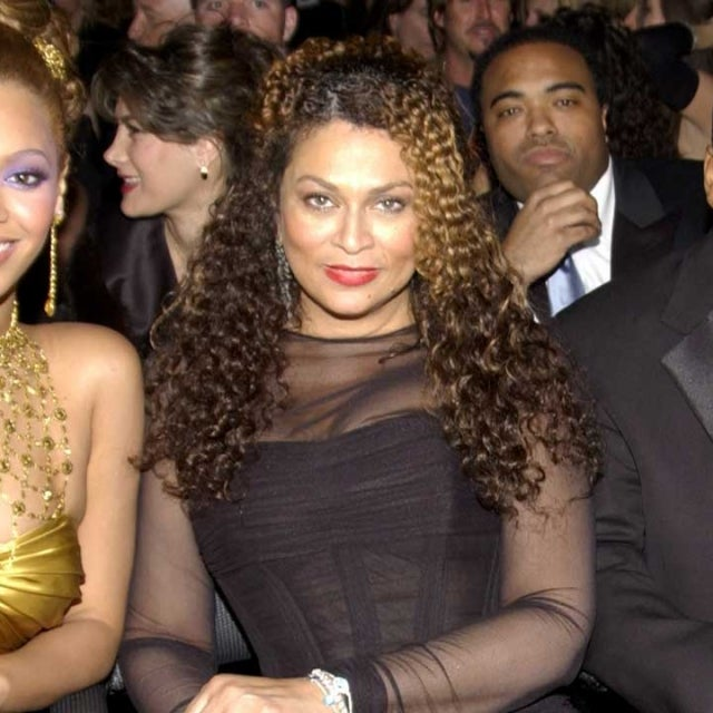 Beyonce, Tina Knowles and Jay Z