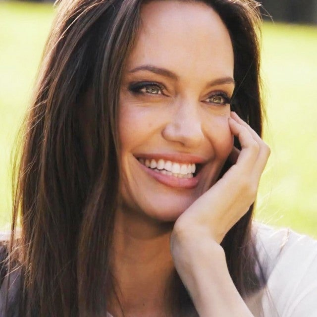 Angelina Jolie Gets Candid About Raising Kids and Living Near Ex Brad Pitt
