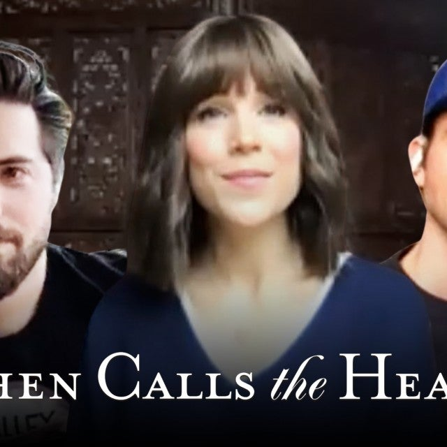 When Calls the Heart Cast REACTS to Season 8 Premiere Cliffhanger