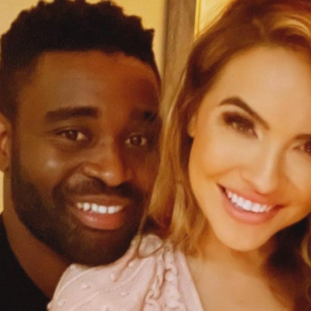 Chrishell Stause and Keo Motsepe Call it Quits