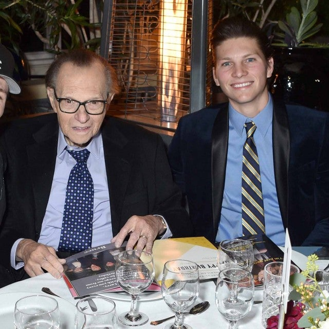 Larry King sons