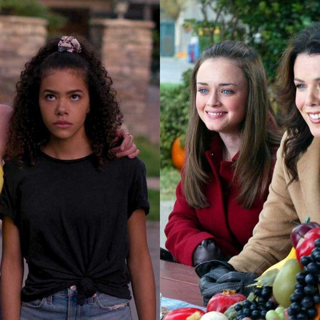 'Ginny & Georgia' and 'Gilmore Girls'