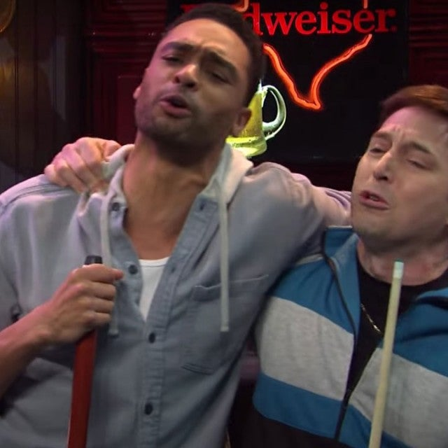 Pool Hall sketch on 'Saturday Night Live'
