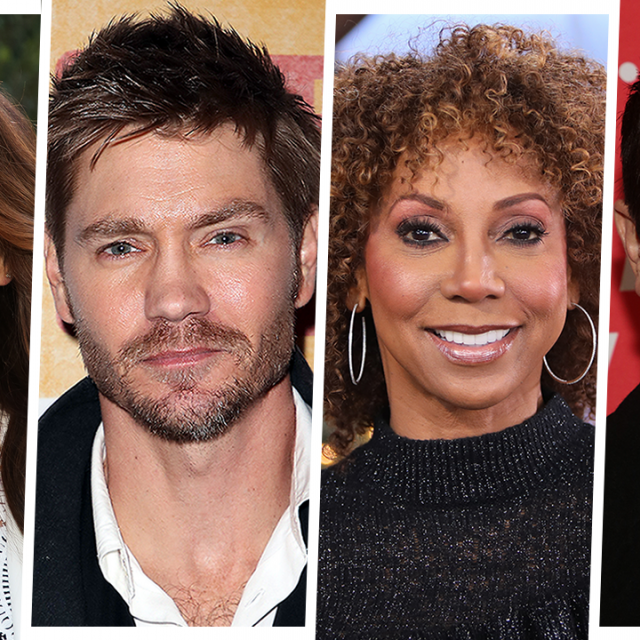 Lacey Chabert, Chad Michael Murray, Holly Robinson Peete and Jesse Metcalfe