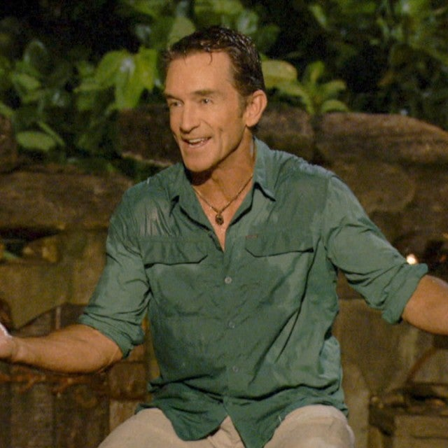 Jeff Probst on 'Survivor'