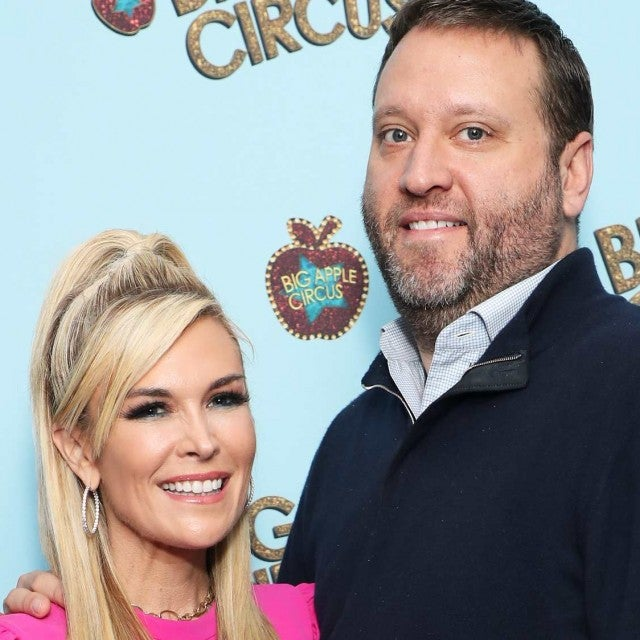 Tinsley Mortimer and Scott Kluth attend the Opening Night of Big Apple Circus at Lincoln Center with Celebrity Ringmaster Neil Patrick Harris on October 27, 2019 in New York City.