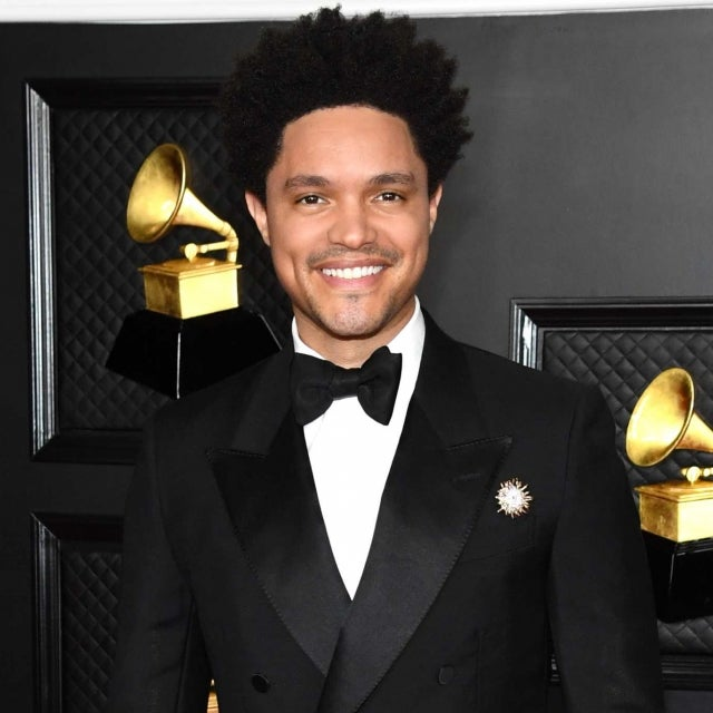 Trevor Noah attends the 63rd Annual GRAMMY Awards at Los Angeles Convention Center on March 14, 2021 in Los Angeles, California.