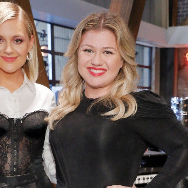 the voice kelly clarkson kelsea ballerini