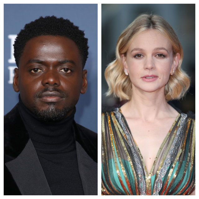 Daniel Kaluuya and Carey Mulligan
