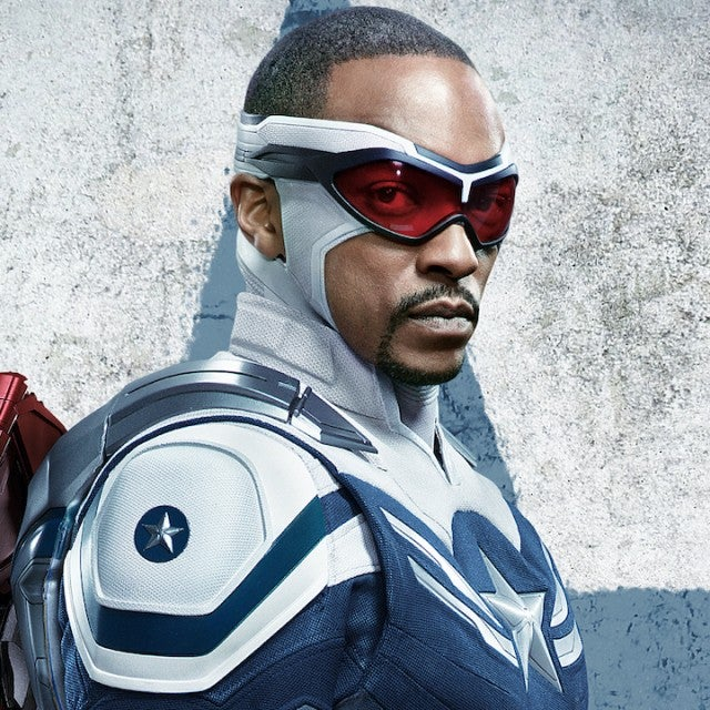 Anthony Mackie Initially Signed a 10-Movie Deal With