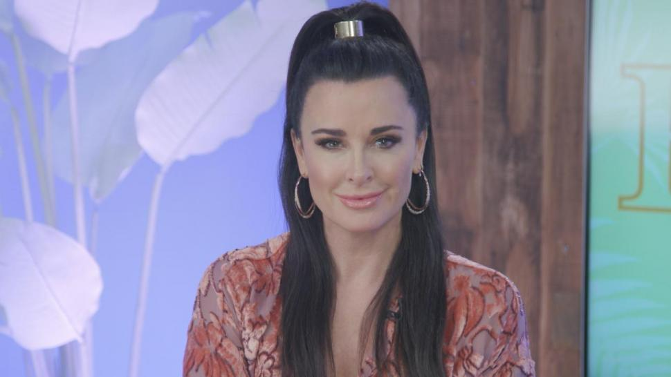 RHOBH Star Kyle Richards' New House Got Burglarized!