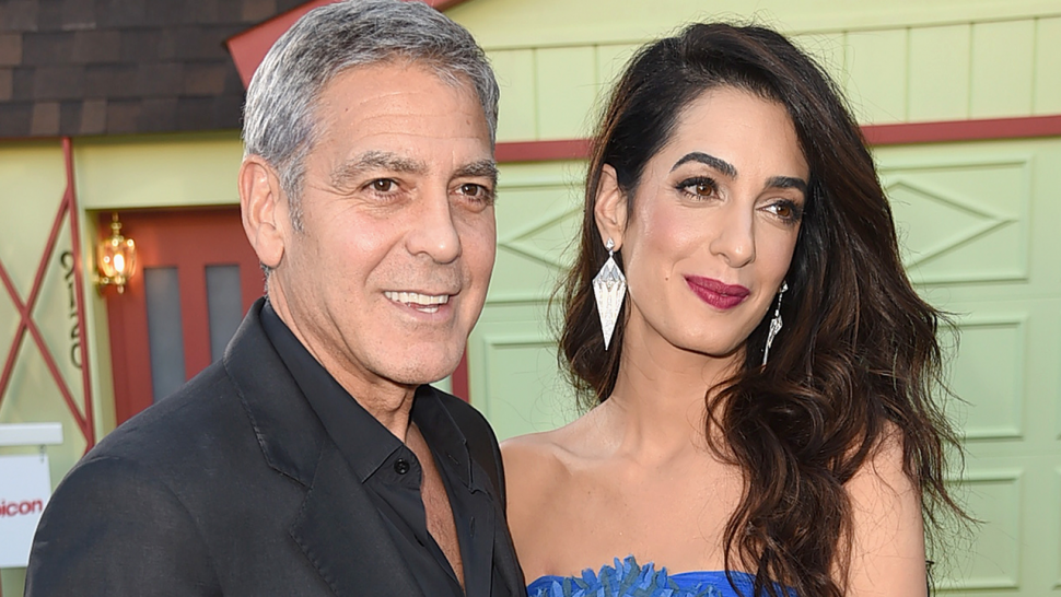 george clooney opens up about his twins latest milestone and family halloween plans exclusive