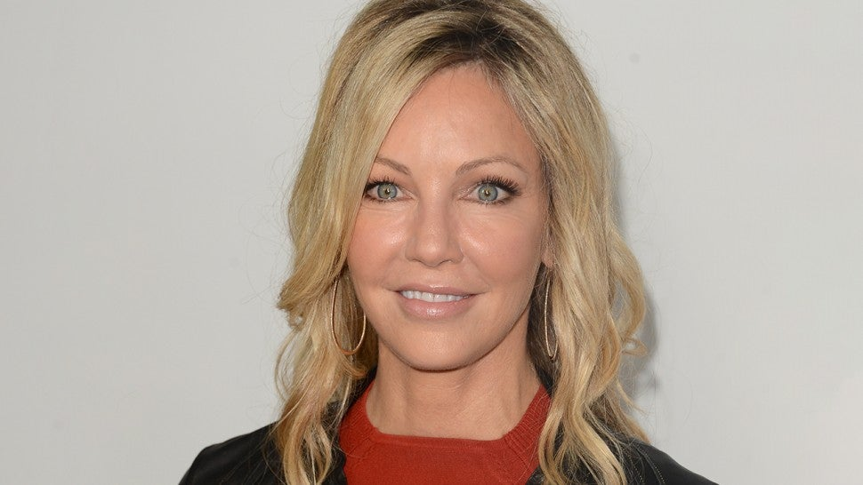 Heather Locklear arrested again for punching police officer, kicking EMT