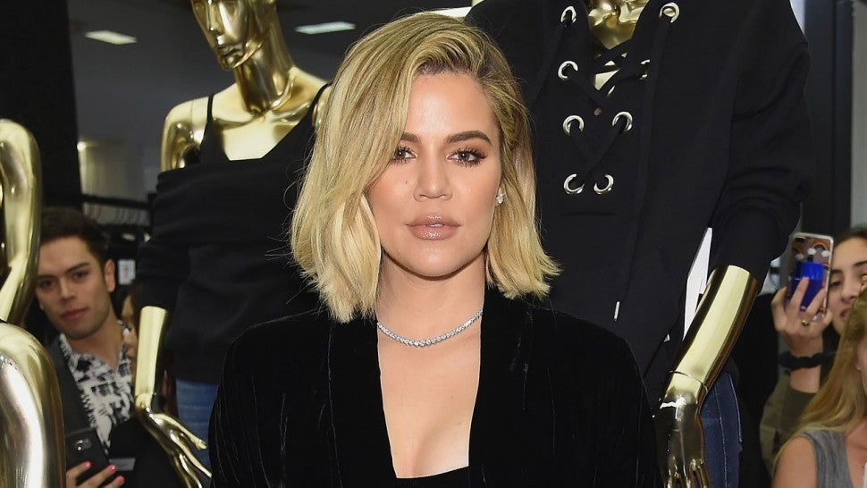 Khloe Kardashian is nesting